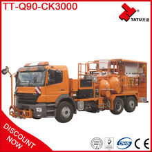Large Cold Paint Air spraying Road Marking Truck