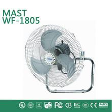 dc wall fan 48v dc 12v wall fan blower/greenhouse industrial wall fan/wall fan in zhongshan