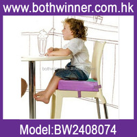 removable cushion for child dinner high seat cover KA038