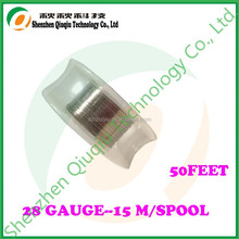 Promotion FeCrAl resistance heating 28 gauge wire small spool like 5m,30m,50m,we can accept from Qiuqiu