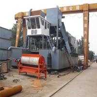 Dredging Depth 16m Cutter Suction Dredger