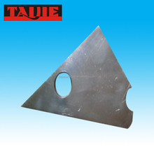 High precision red copper parts for electric equipment