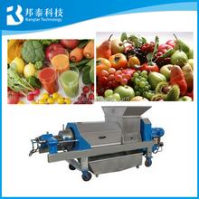 Industrielle apple extracteur de jus / industrielle presse-agrumes hotte machine