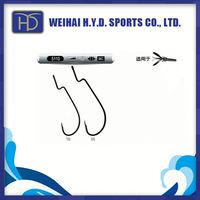 Best Kirby 8030 High Carbon Steel Fish Hooks from Factory