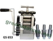 mini rolling mill single body with 5 rolls ,jewelry tools india ,jewelry tools & supplies
