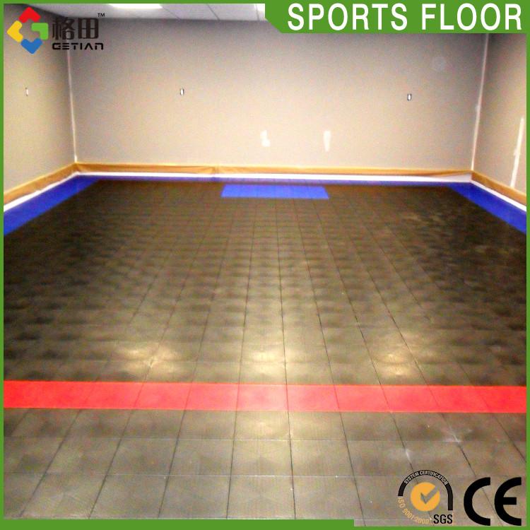 Flexible Price Sport Court Roller Hockey Skate TilesDurable - Skate court flooring
