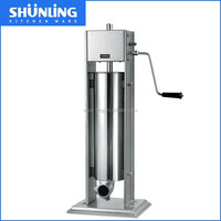 Good Quality Industrial Manual sausage filler for sale