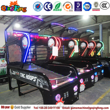 electronic basketball scoring game machine