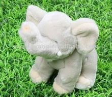 cream-coloured lovely plush elephant toy any size avaliable
