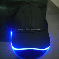 Baseball cap cotton led cap,led cap light,led cordless mining cap lamp