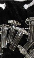 Glass Oil Lamp Burner