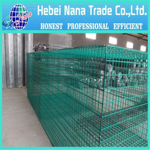 2015 Outdoor Cheap Stainless Steel Dog Cage For Sale Cheap