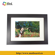 wood photo frame with high quality and popular design