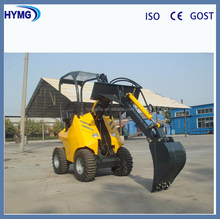 small garden tractor loader with different attachment HY200