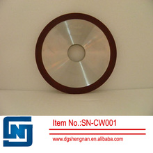 Resin Bonded Receessed Grinding Wheel For Steel