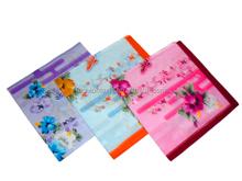 wholesale cotton handkerchief for girl hankie fashion pack