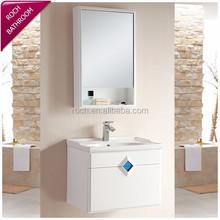 ROCH 2004 Well Sales Solid Wood Cabinet Bathroom Wooden vanity