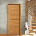 Engineered veneer porta de madeira interior em 2015 ano mais novo estilo de madeira composta