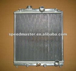 ALUMINUM RACING RADIATOR FOR HONDA CIVIC 1992-2000 1999 1998 1997 1996 1995 1994 1993