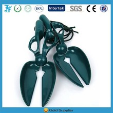 2015 scissors shape convenient plastic pet poop scoop
