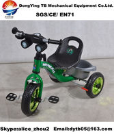 baby tricycle with three wheels