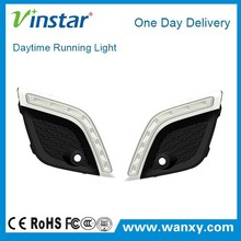 New Product 6W*2 high power LED DRL LIGHTS for VOLVO XC60 day time running lamp