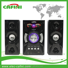 2015 NEW HOT subwoofer multimedia speaker system with bluetooth