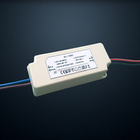 small size 15w 300ma 350ma 500ma constant current led light driver for led downlight, led spotlight, led panel light