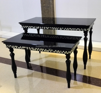 clothing shop black mordern wood furniture, modern house design furniture