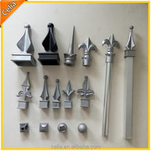 Metal Fence Parts
