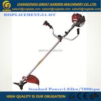 28mm Pipe Diameter Straight Shaft Gasoline Brush Cutter Parts Garden Tools 34.4cc Grass Trimmer Spare Parts