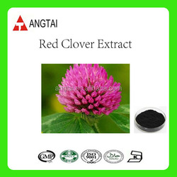 Organic Red Clover Extract Isoflavones /Natural Red Clover Extract Powder