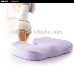Wholesale Coccyx Orthopedic Comfort Memory Foam Seat Cushion For Office/Home Use