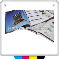 diamond jewellery designs catalogue printing in 157gsm gloss art paper
