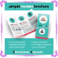 custom flyer , Booklet, brochure, catalog printing, catalogue printing sample