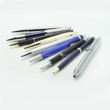 hotel use twist function slim metal pen