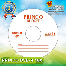 china product blank dvds princo ,blank dvd princo