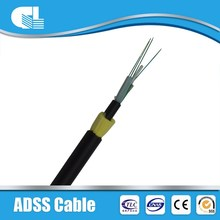 Double jacket ADSS 2 core fiber optical cable 1km price