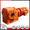Serie K helicoidal cónico gear motor