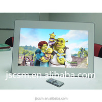 HOT! digital TFT screen video/music/photo HD made in china 18 inch digital photo frame