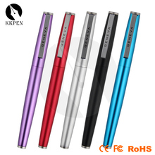 Jiangxin Professional Retractable heavy metal pen with high quality