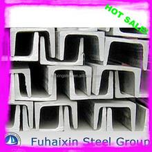 Supply JIS U Shaped Steel Channels