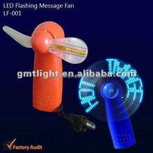 Good gift for children the led air fan