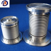 hydroformed metal bellows assembly
