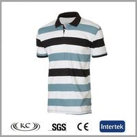hotsale high quality china colorful fashion polo-neck men's t-shirt