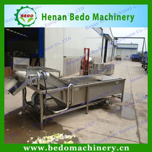 2014 hot sell stainless steel 304 industrial fruit vegetable washing machine price 008613253417552