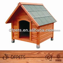 Outdoor Large Wooden Dog Crate DFD005