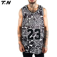 New fashion popular China design basketball jersey