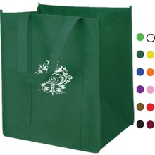 Factory competitive price reusable shopping bags with logo