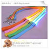 Innovative products of 2014 in flashing pet lead with flashing dog lead